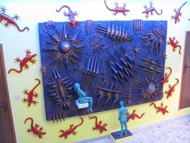 """Archi Scultura: """"UNIVERSO"""""""